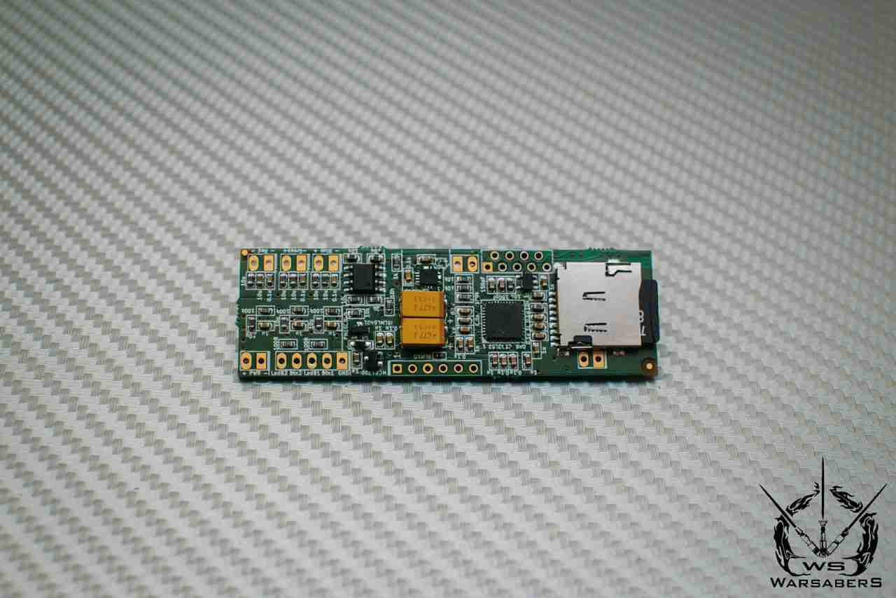 Soundboard CerbeRUS Core V1