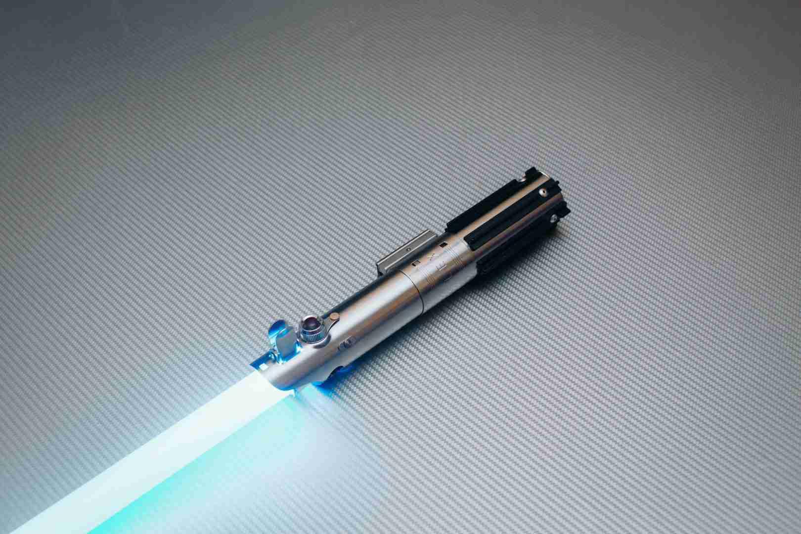 Skywalker/Rey ligtsaber